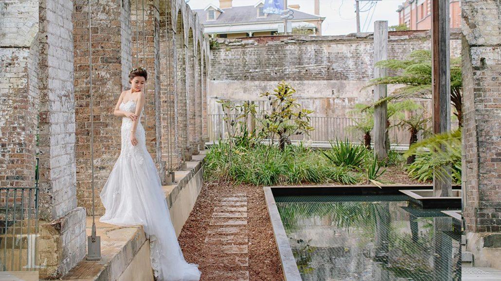 Tl Wedding Paddington Reservoir Gardens